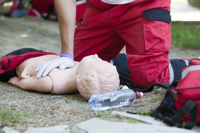 FREE Hands-Only CPR Training and Blood Drive Next Saturday