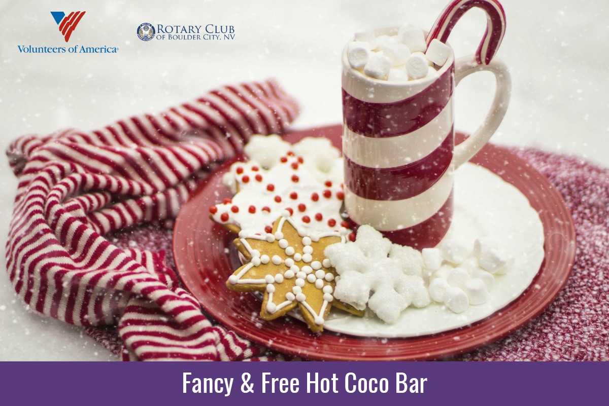 Hot Coco Bar Event Boulder City, Nevada