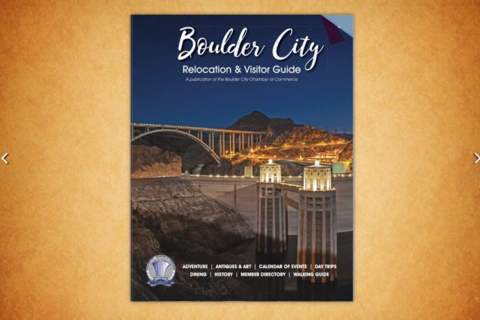 New Boulder City Relocation and Visitor's Guide