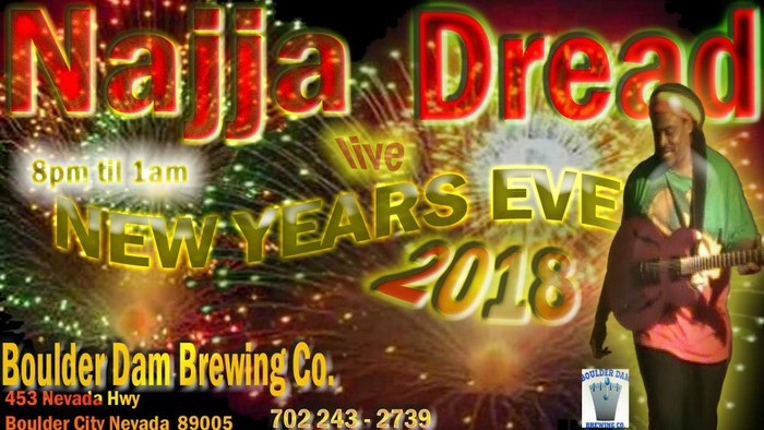 B D Brewing NY Eve 2017 Boulder City, NV