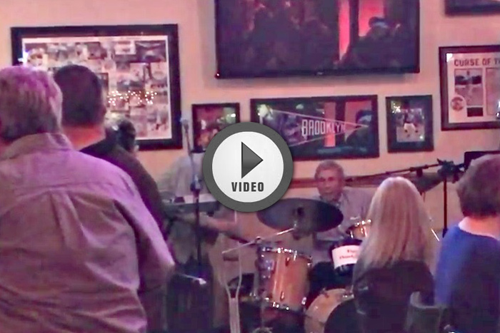 """A Holiday Treat – Sandy Nelson Playing """"The Little Drummer Boy"""""""