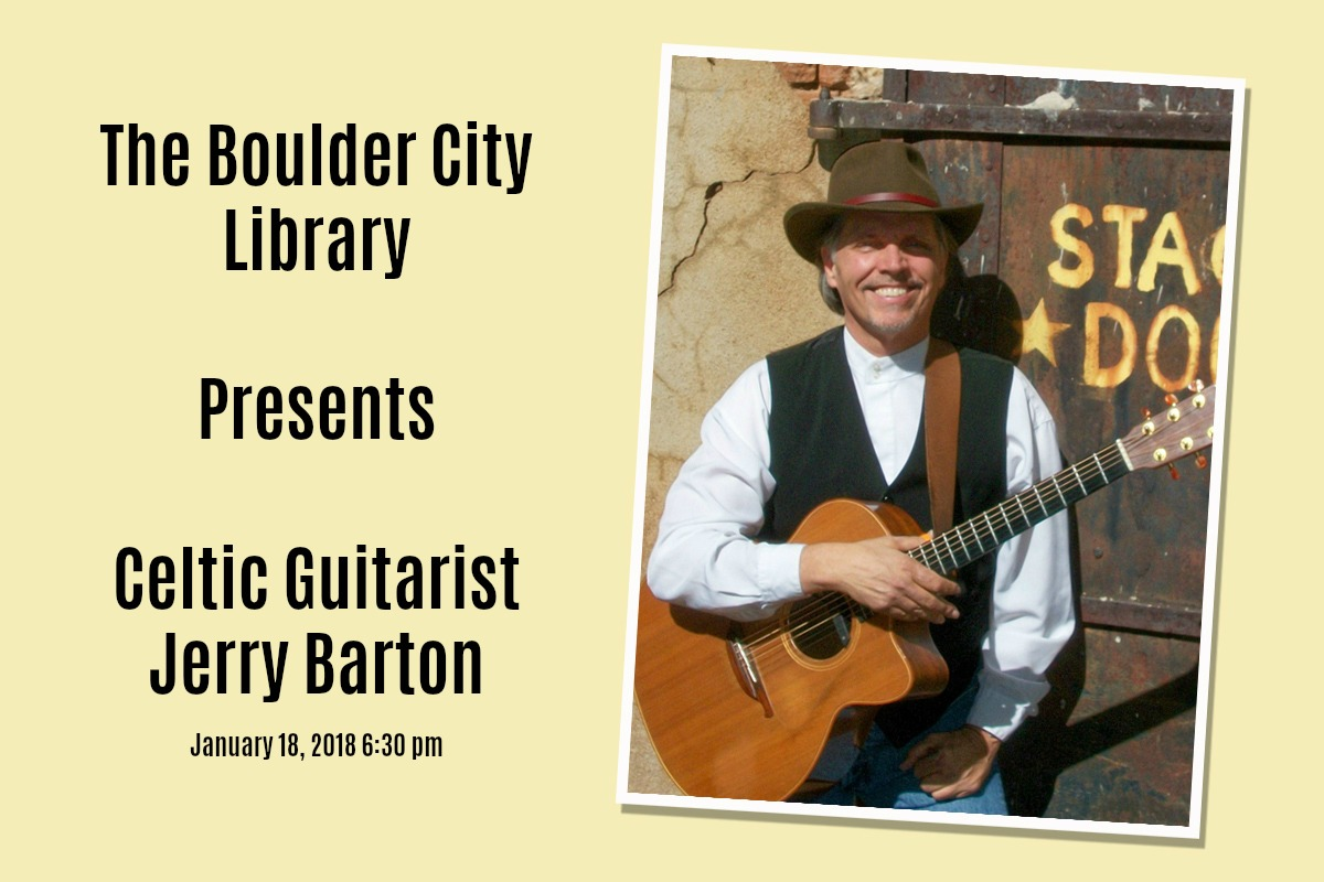 Boulder City, NV Library Jan Events 2018
