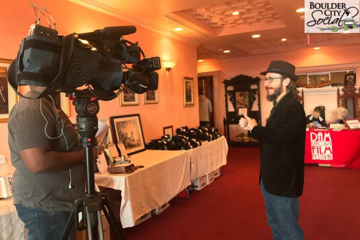 Lee Lanier Interview Channel 5 Boulder City, NV