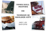 Town Hall Tourism Meeting Boulder City, Nevada
