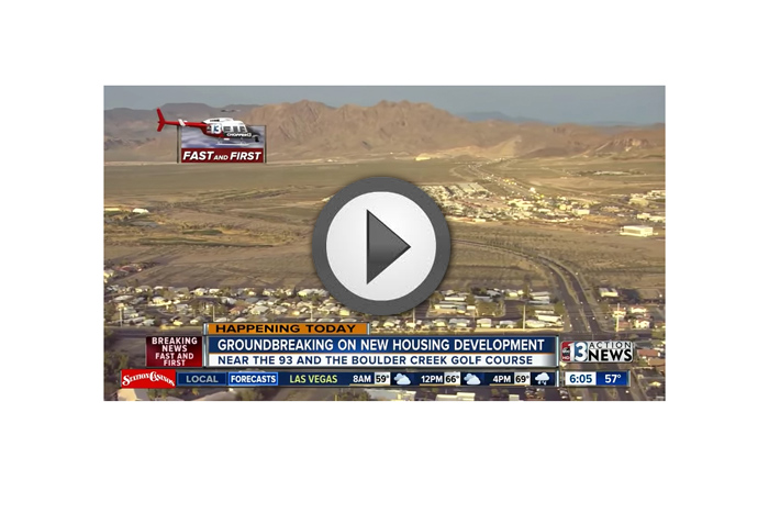 Channel 13 Video Storybrook Groundbreaking Boulder City, NV