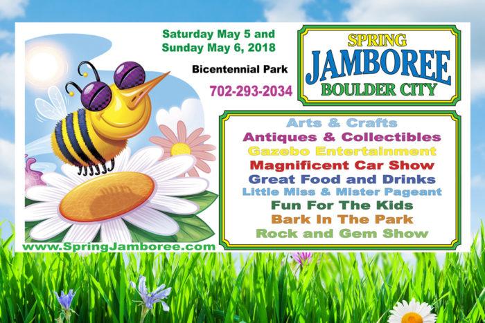 Spring Jamboree Event Boulder City, NV