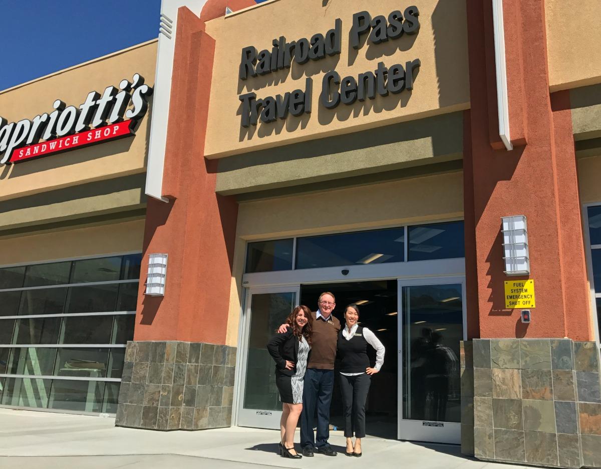 Railroad Pass Travel Center Boulder City, NV