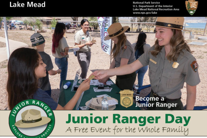Junior Ranger Day is Saturday April 21st