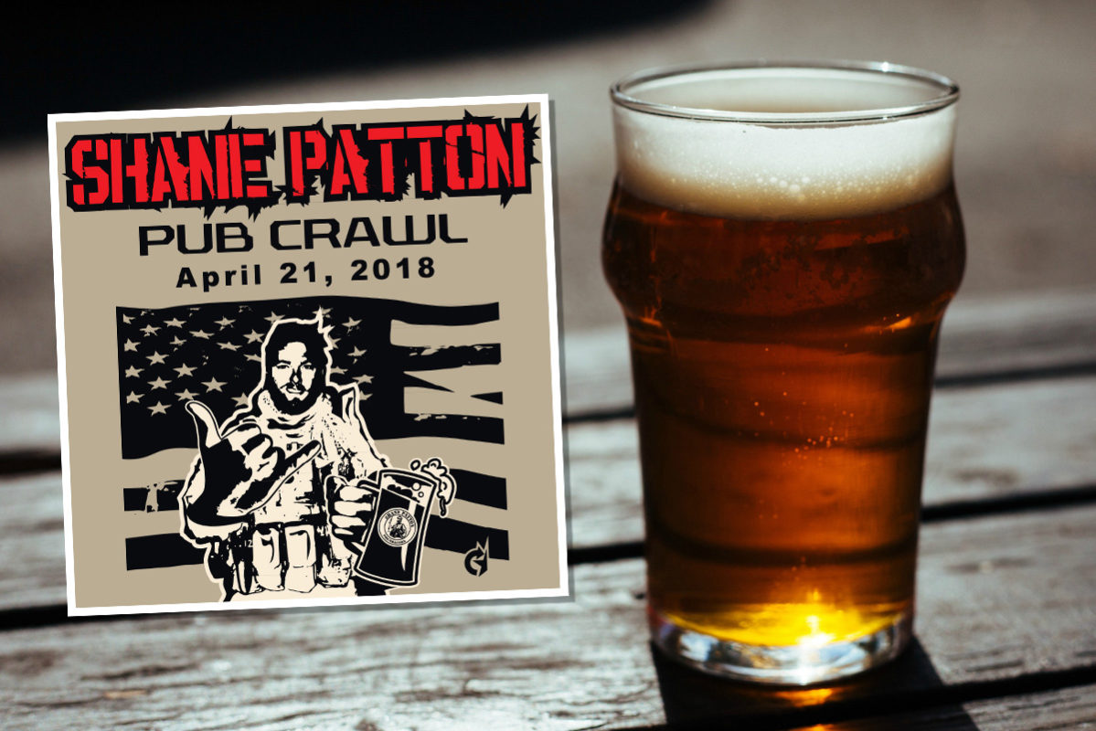 Shane Patton Pub Crawl Boulder City, NV