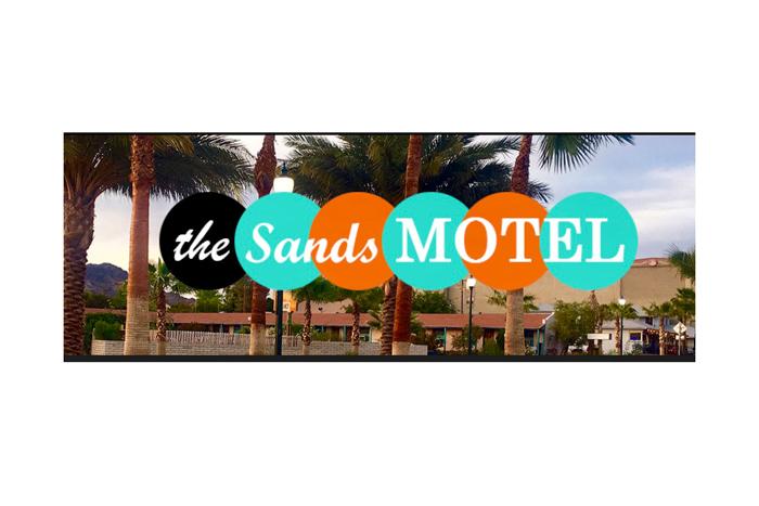 The Sands Motel Logo Boulder City, NV
