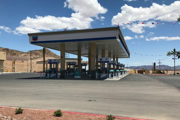 Travel Center Gas Boulder City, Nevada
