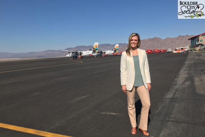 A Visit to the Boulder City Municipal Airport