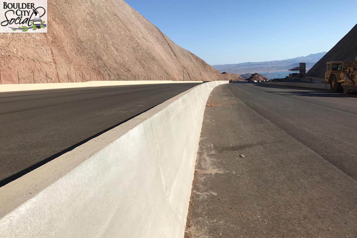 I-11 Freeway View of Lake Mead Boulder City, NV