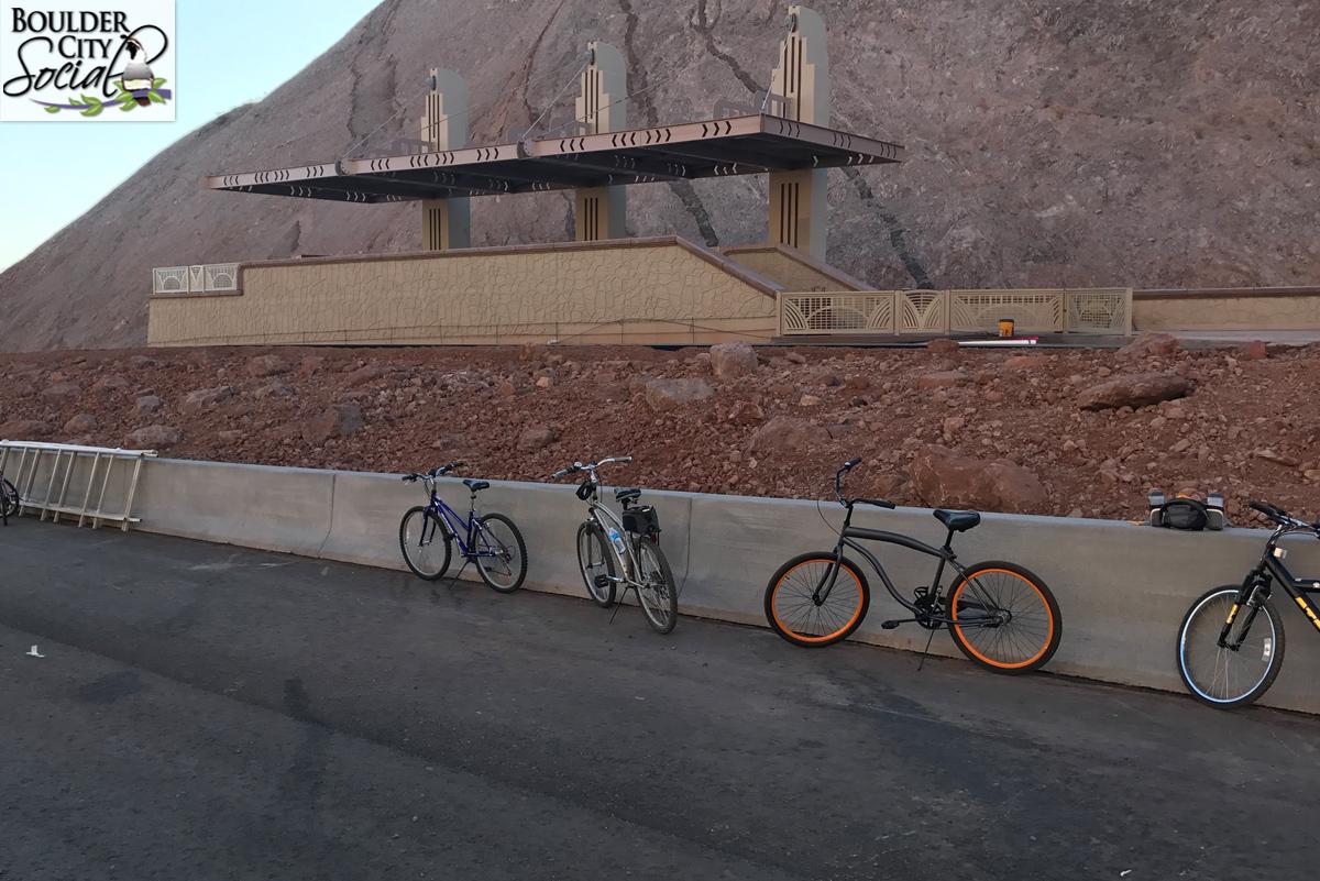 I-11 Viewpoint Close Up Boulder City, NV
