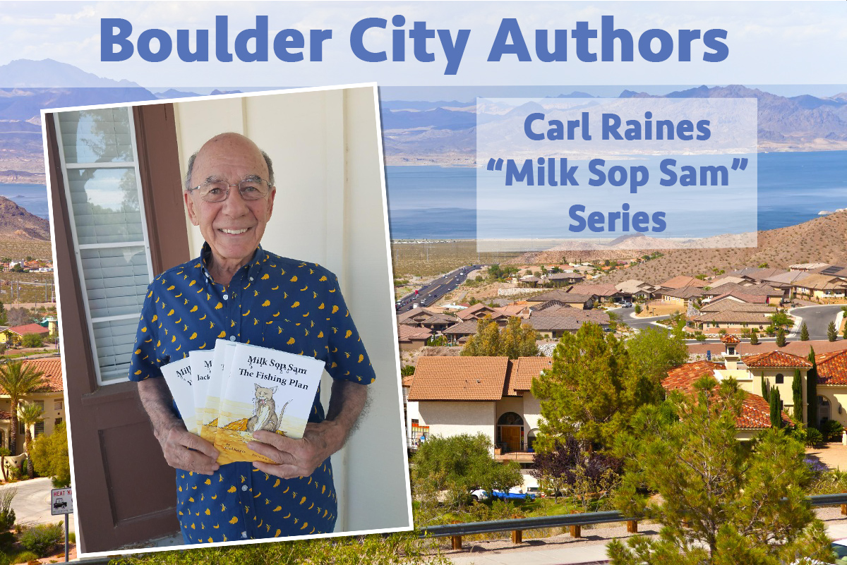 Local Authors Carl Raines Boulder City, Nevada
