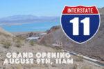 I-11 Grand Opening Boulder City, Nevada