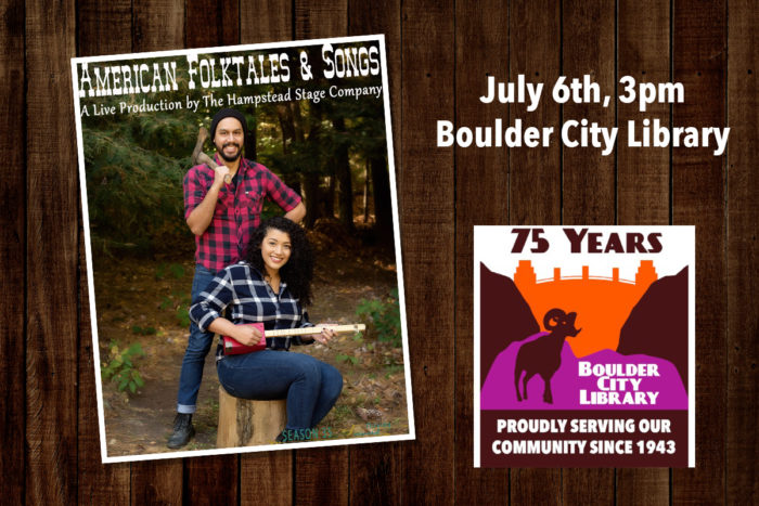 July Events at the Boulder City Library