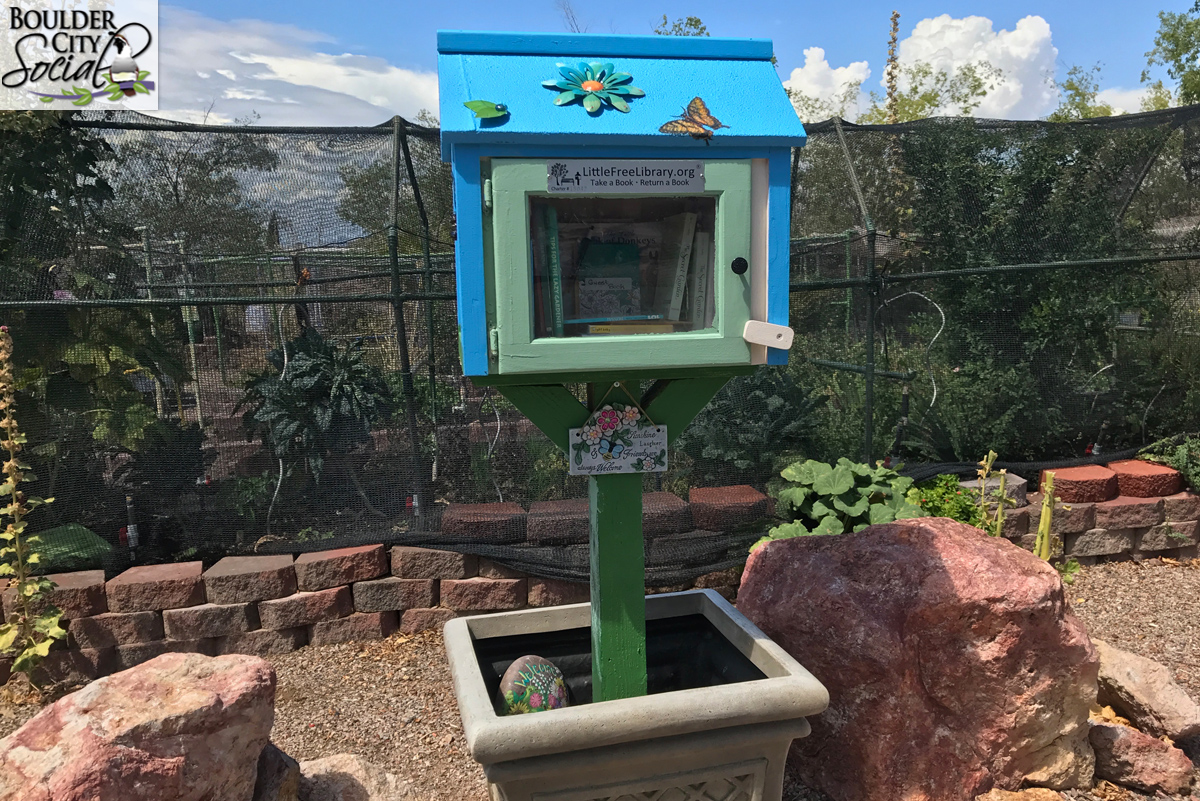Little Free Library Boulder City, Nevada