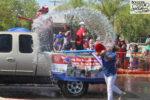 Parade Water Bucket Boulder City, Nevada