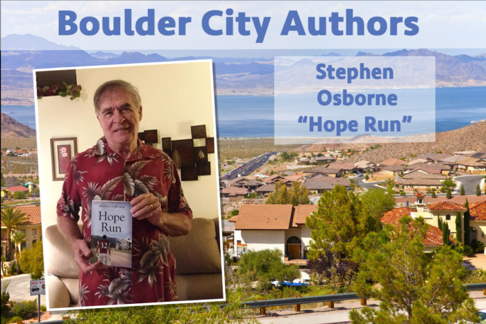 Local Authors: Meet Stephen Osborne