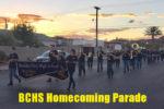 BCHS Homecoming Parade Boulder City, NV