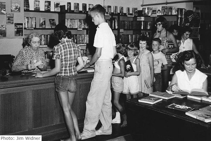 Fan Photo Library 1950's Jim Widner Boulder City, NV
