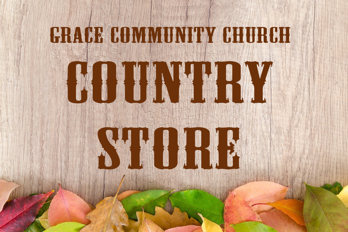 Grace Community Church Country Store Boulder City, NV