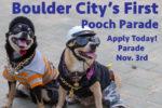 Pooch Parade Applications Boulder City, Nevada