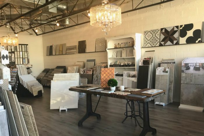 M Tile & Design Expands and Moves