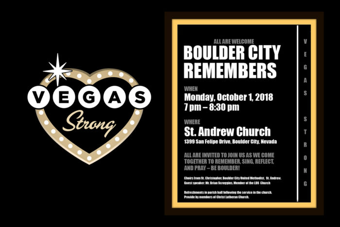 All-Denominational Remembrance Service in Boulder City