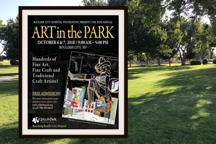 Art in the Park 2018 This Weekend