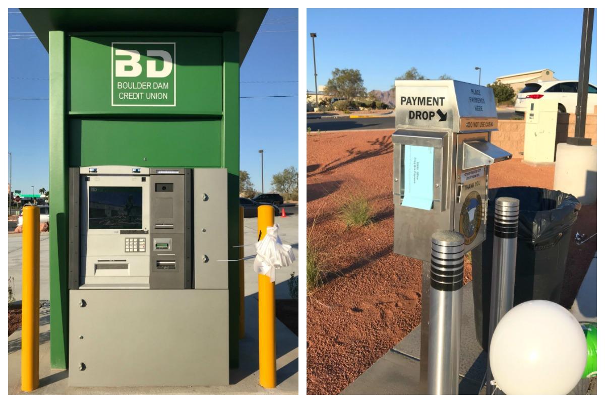BDCU ATM Collage Boulder City, NV