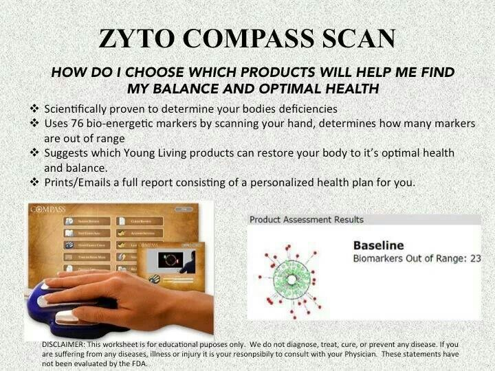 Zyto Young Living Biz News post Boulder City, NV