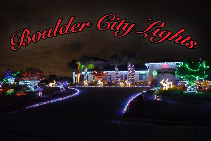 Boulder City Lights Boulder City, Nevada