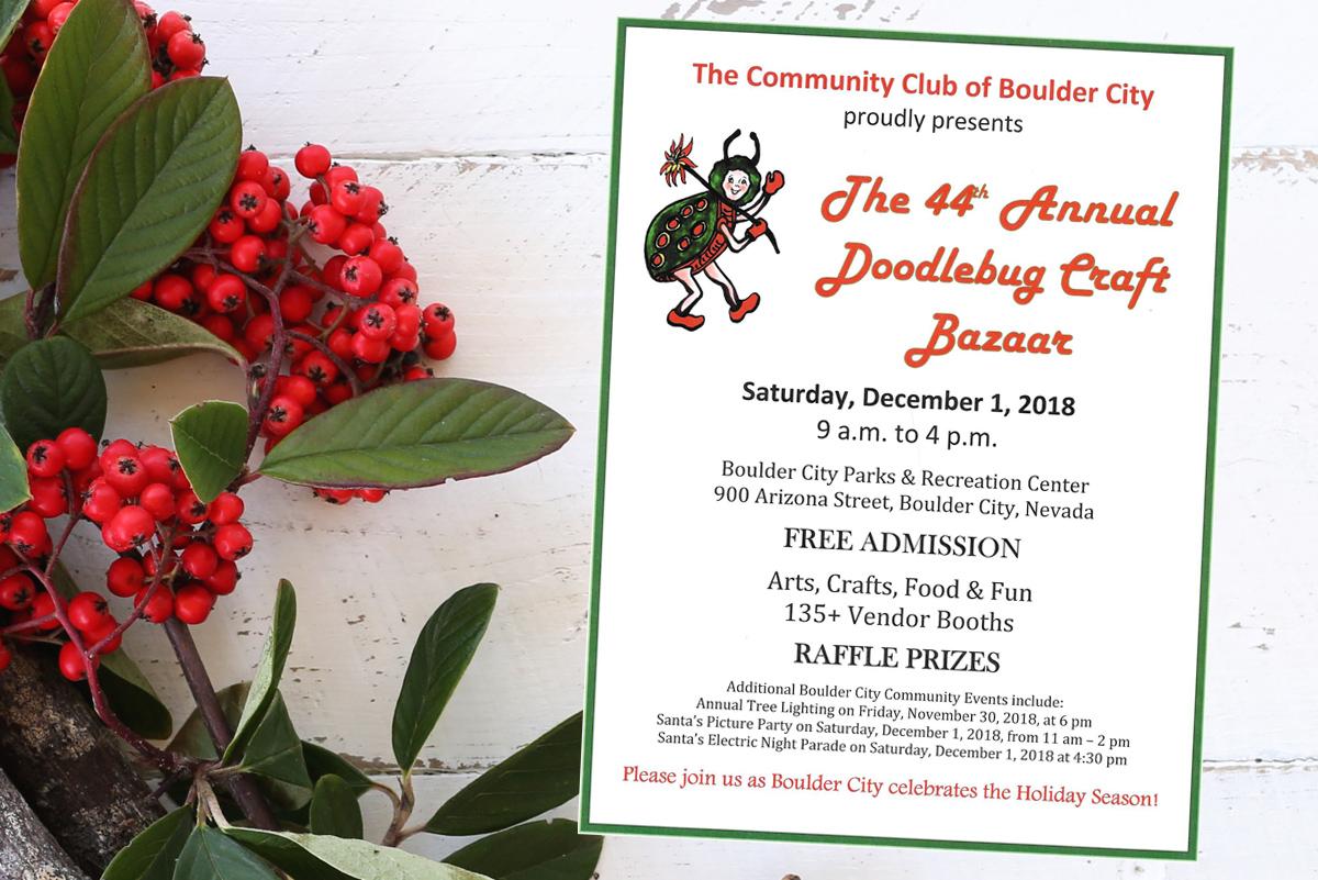 44th Annual Doodlebug Craft Bazaar @ Parks & Recreation Building