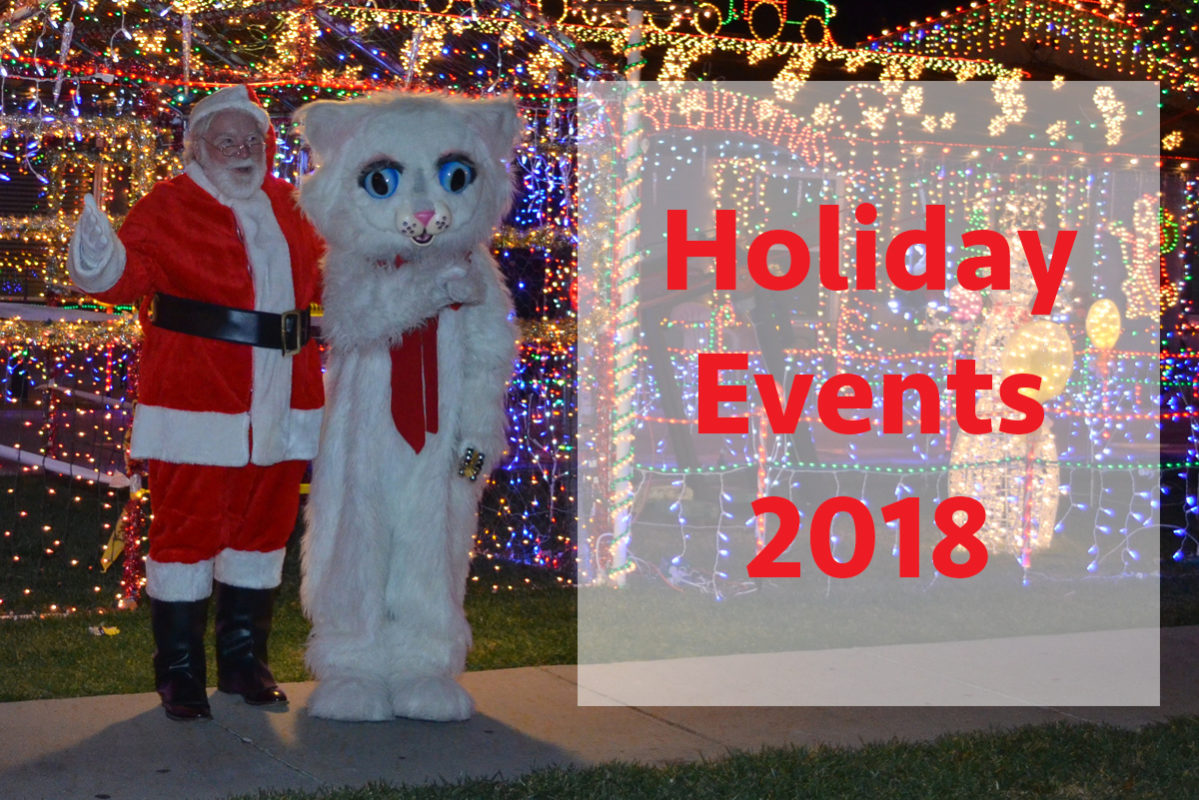Holiday Events 2018 Boulder City, Nevada