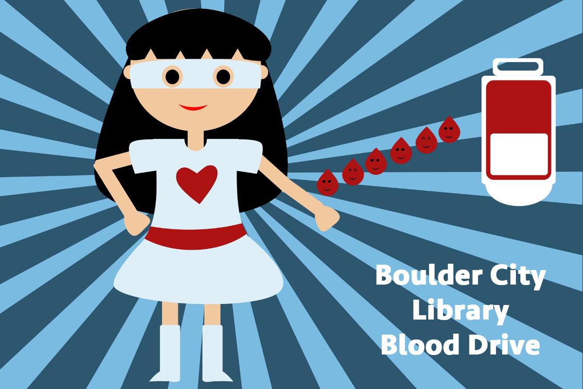 Library Events November Boulder City, NV
