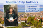 Local Author Joyce Lewis Boulder City, Nevada
