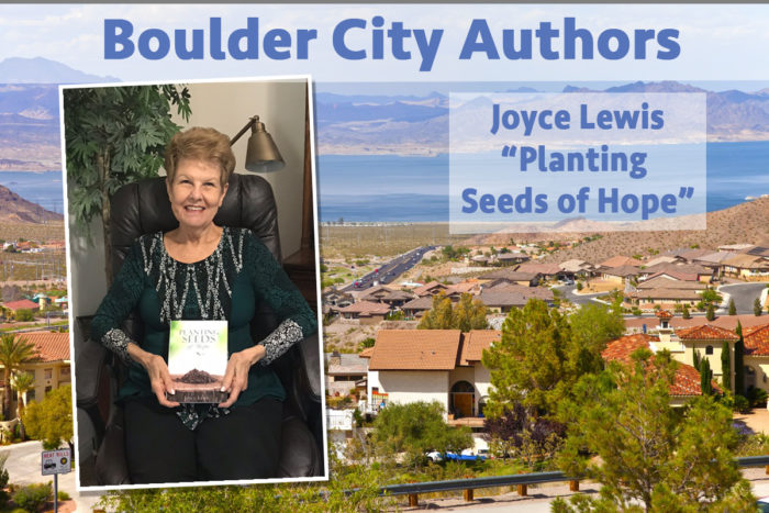 Local Author Joyce Lewis Boulder City, Nevada