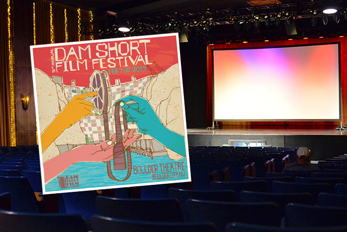 15th Dam Short Film Festival @ Boulder City Theatre