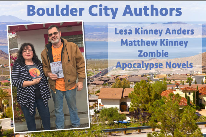 Local Authors Lesa Matthew Boulder City, NV