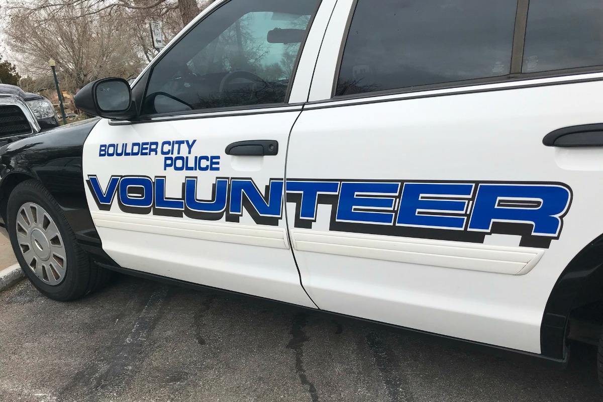 Police Volunteers Needed Boulder City, Nevada