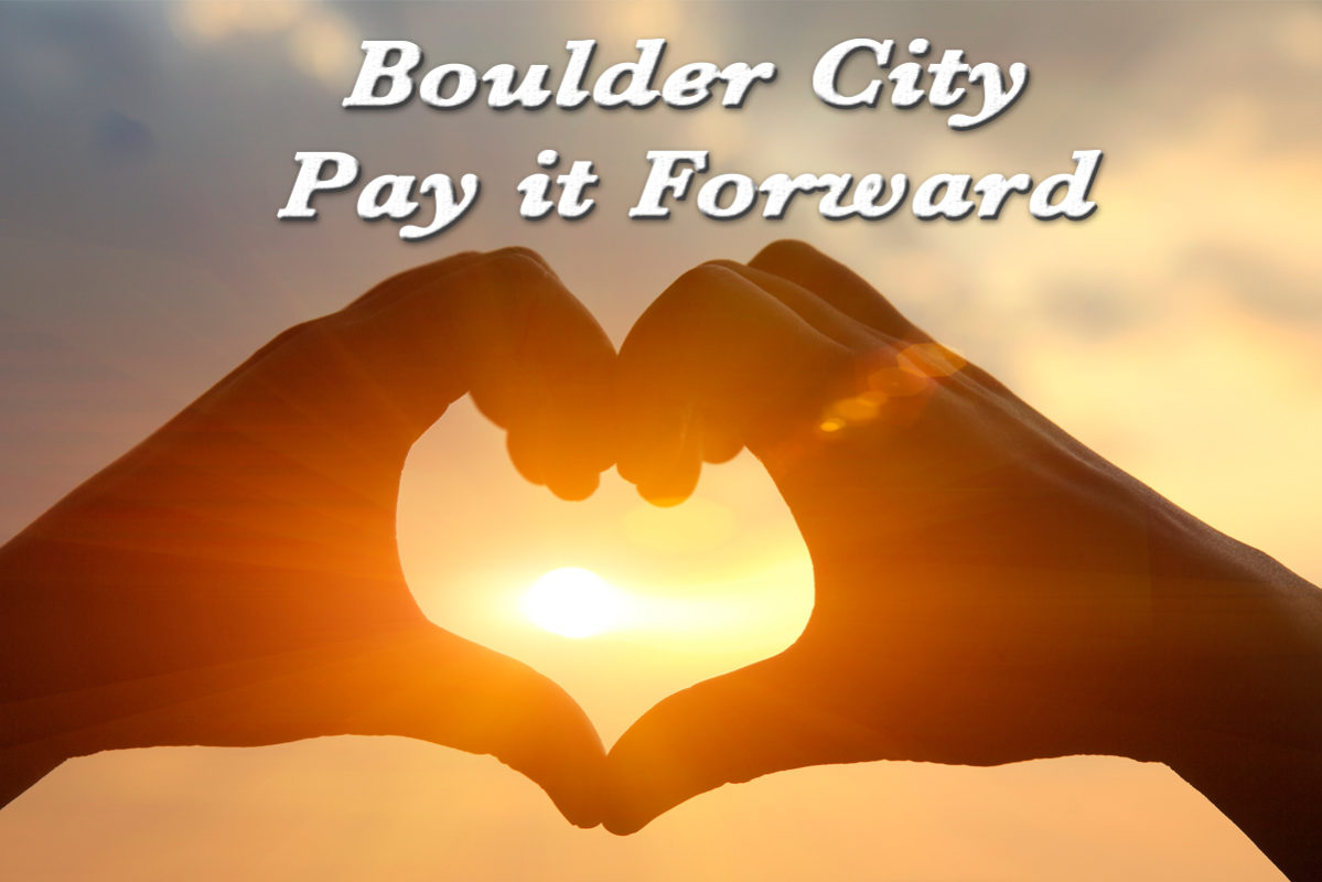 Boulder City, Nevada Pay It Forward