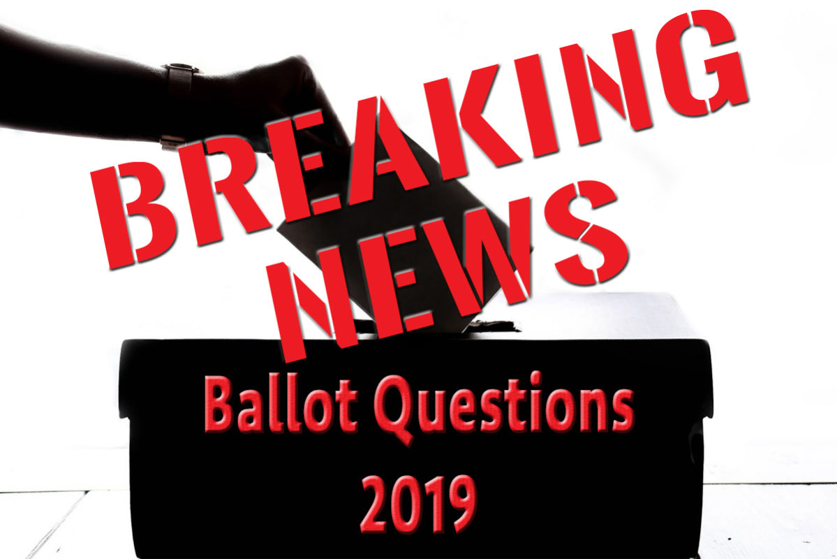Breaking News 5th Ballot Question Added Boulder City, NV