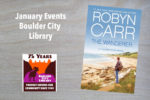 January Events Library Boulder City, Nevada