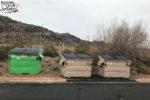 Lake Mead Trash Closure Boulder City, NV