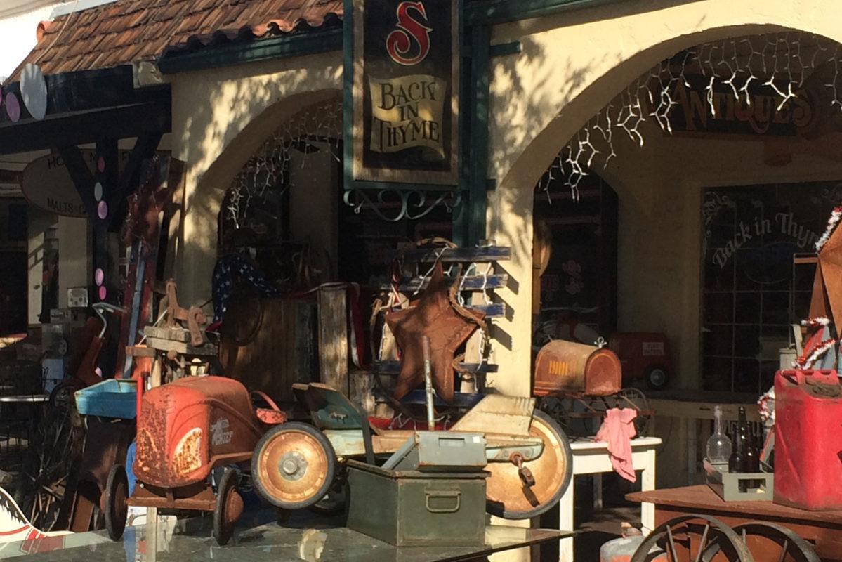 Boulder City, Nevada Named Best Antiques