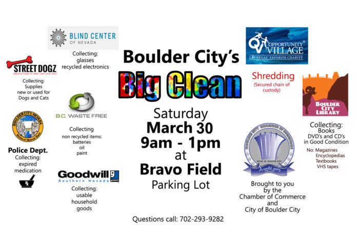 Boulder City, Nevada The Big Clean