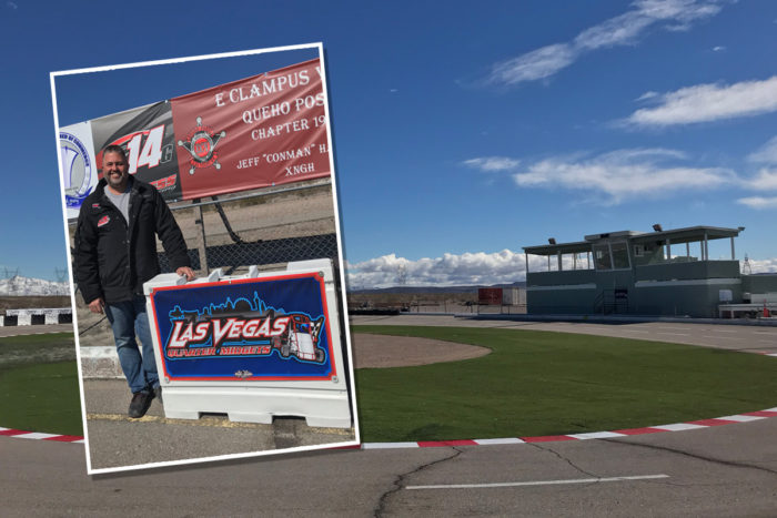 Speedway Article Boulder City, Nevada