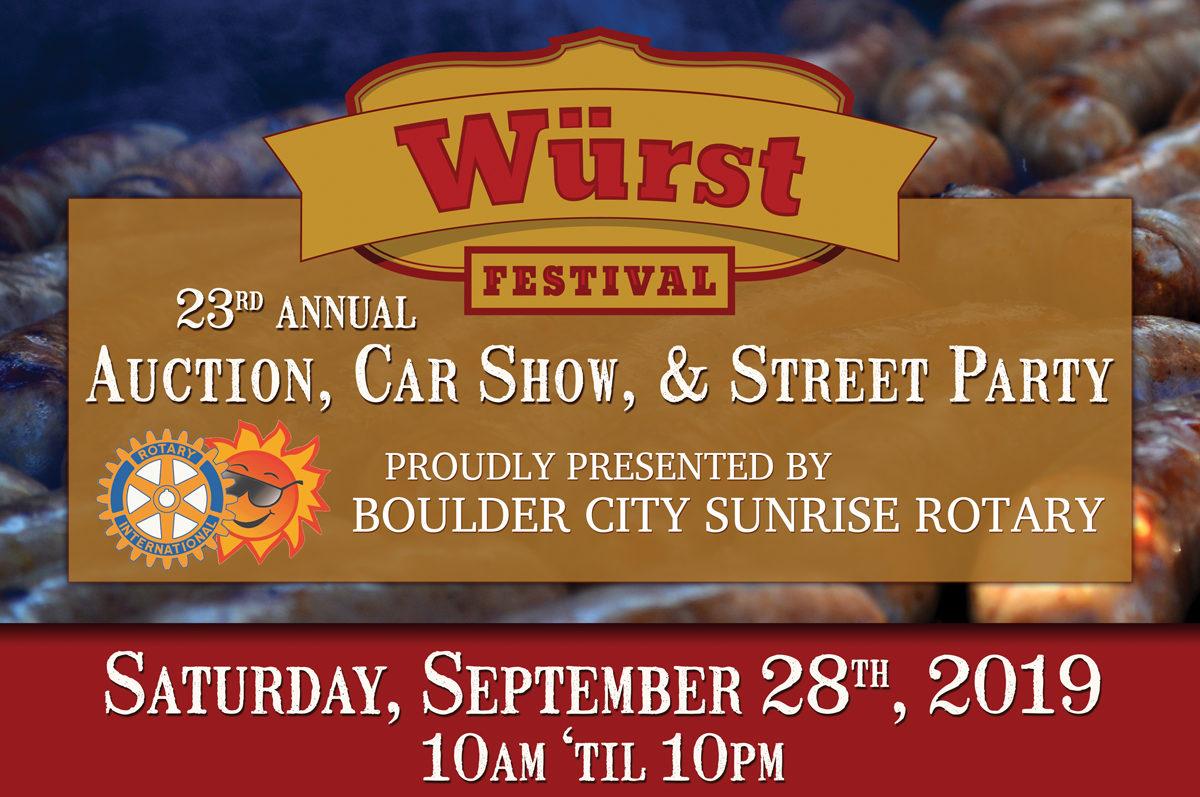 Wurst Festival Boulder City, Nevada